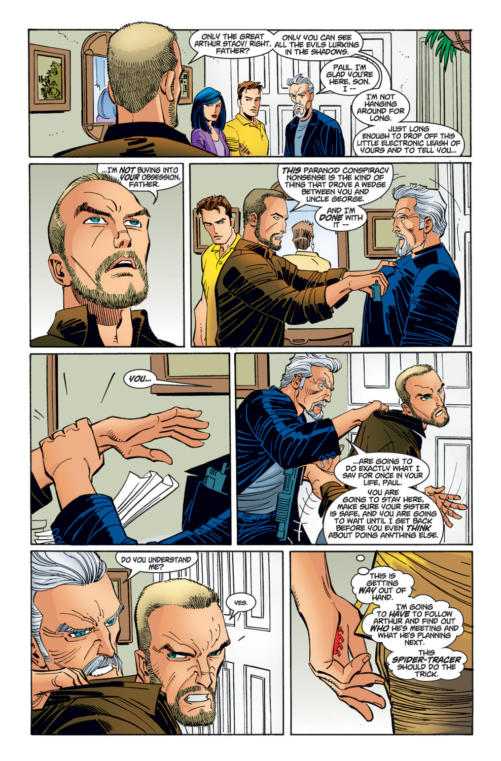 The Amazing Spider-Man (1999) 22 Page 8