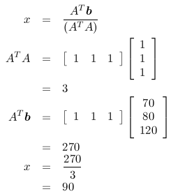 Lx=d: SundayResearch: Introduction to Linear Algebra