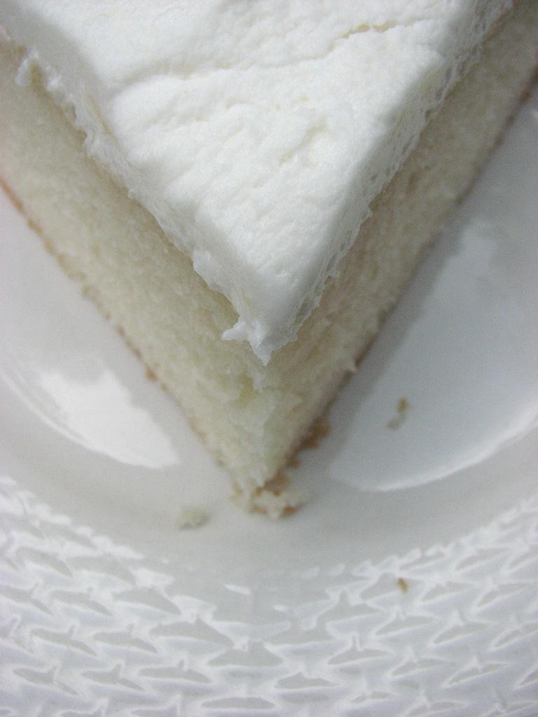 White Almond Wedding Cake.Heidi Bakes My Now Favorite White Cake Recipe