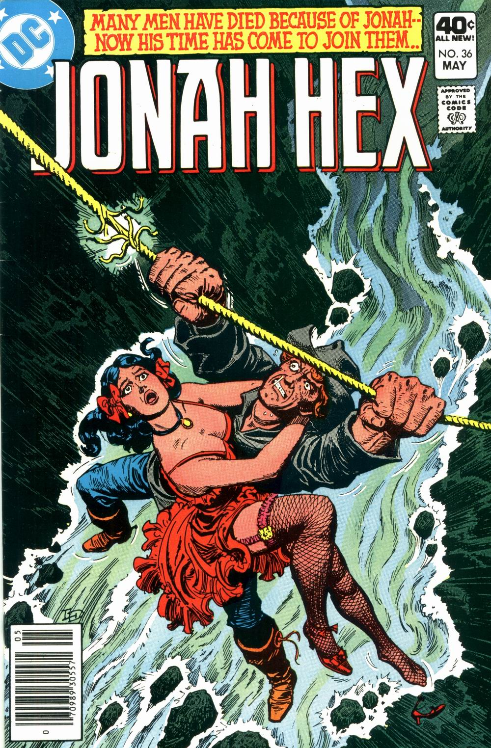 Jonah Hex (1977) 36 Page 1