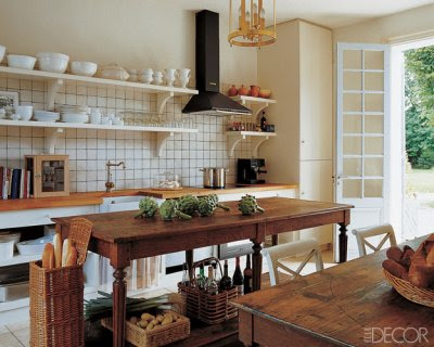 White Cat Vintage: Rustic Kitchen love