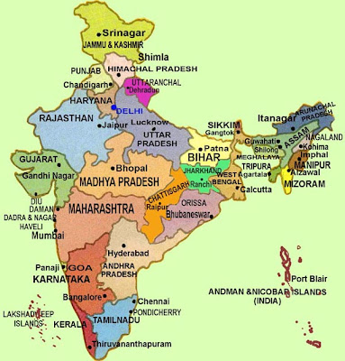 india tourist places map Free Visit To Most Famous Places Of The World India Map And india tourist places map