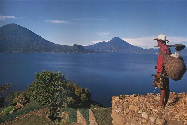 A Journey Through Guatemala San Antonio Palopo An Oasis