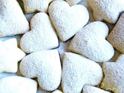 Biscotti Di Natale Uccia.Papaveri Ginestre Biscotti Al Miele D Arancio