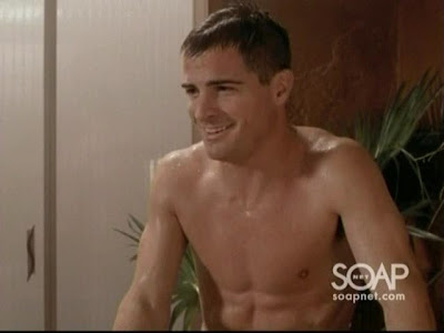 George eads shirt off reply)))