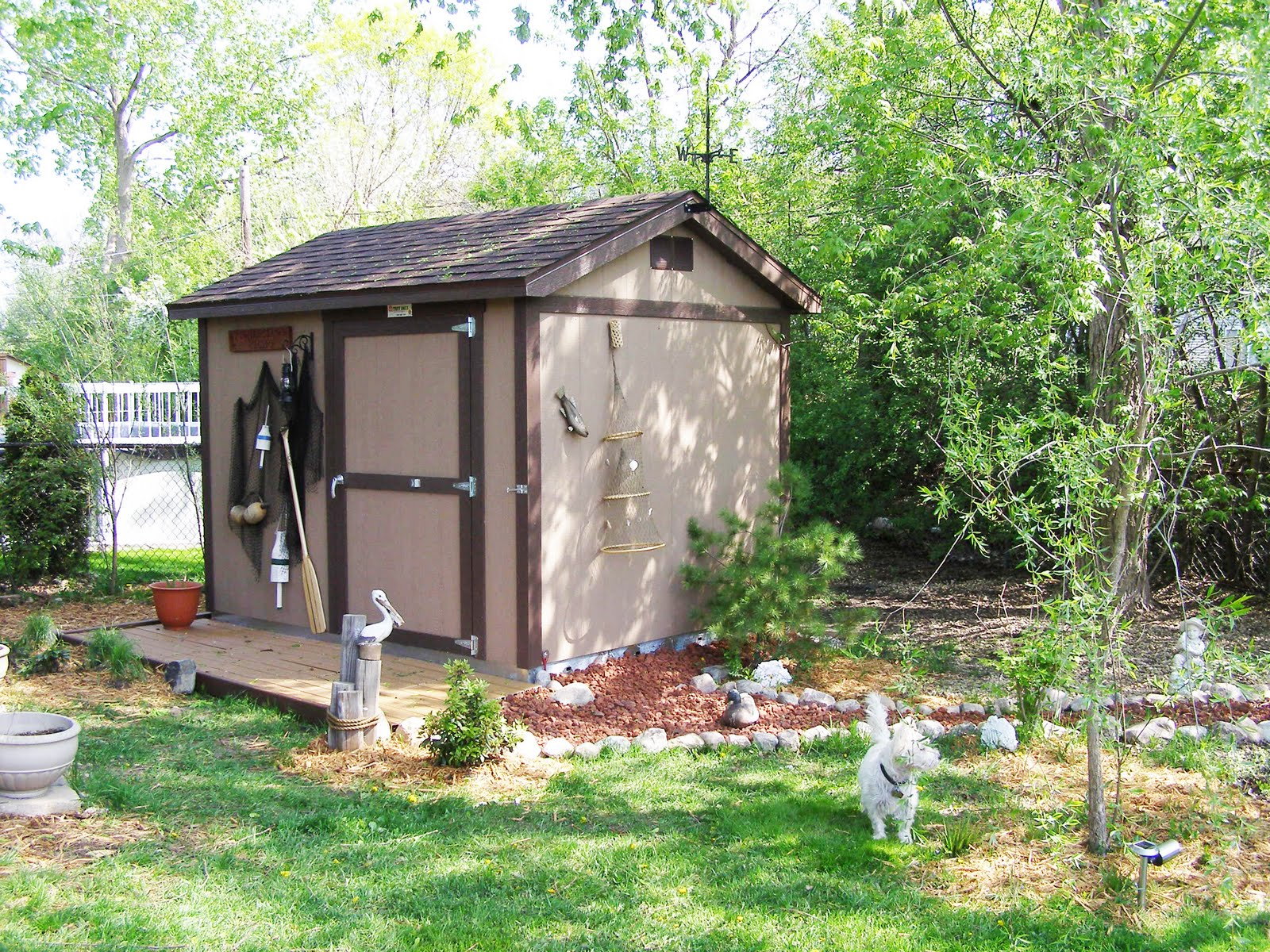 Tuff Shed Newsletter 2010
