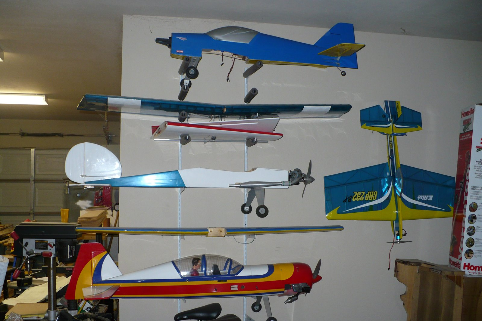 Storing A Rc Plane In A Gargage Rcu Forums