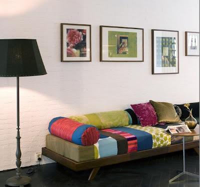 Sofá-colorido