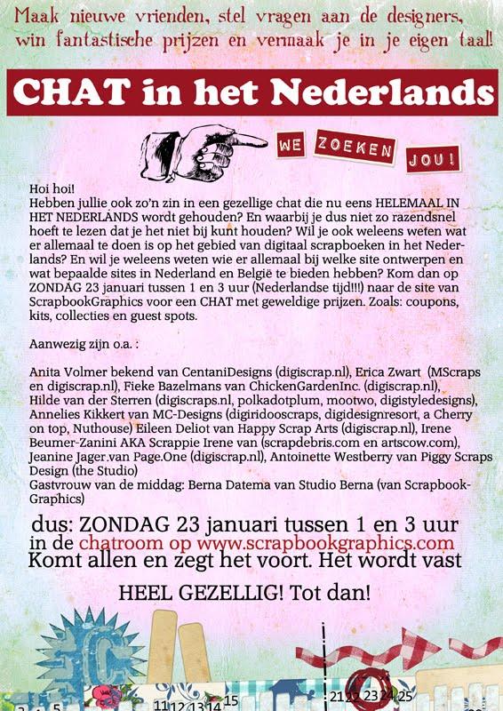 nederlandse chat room