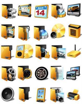 Icones Amarelos Download Icones Amarelos