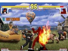 e7e9aq King of Fighters vs Mortal Kombat 2009