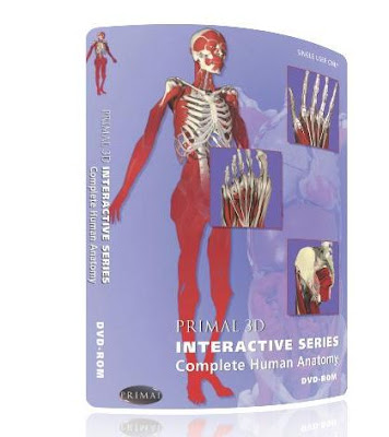 Interactive 3D Anatomy Series Complete Human Anatomy (All CD)
