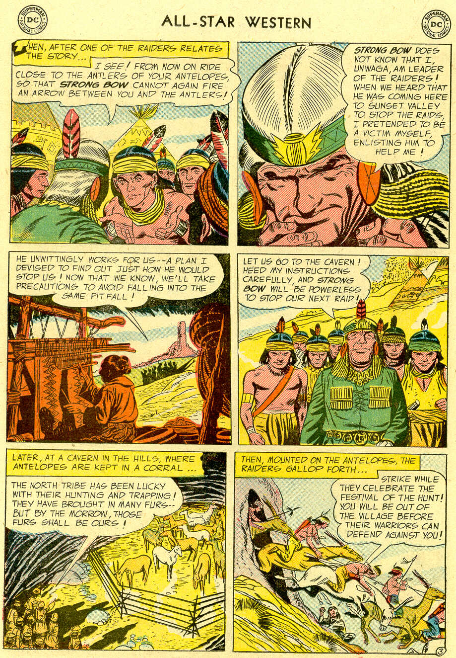 Read online All-Star Western (1951) comic -  Issue #83 - 14