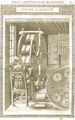 Abb.: Agostino Ramelli, Le diverse et artificiose machine, Paris 1588