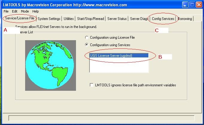 CAD Help Center: License Server not Found Error Solution for UG NX