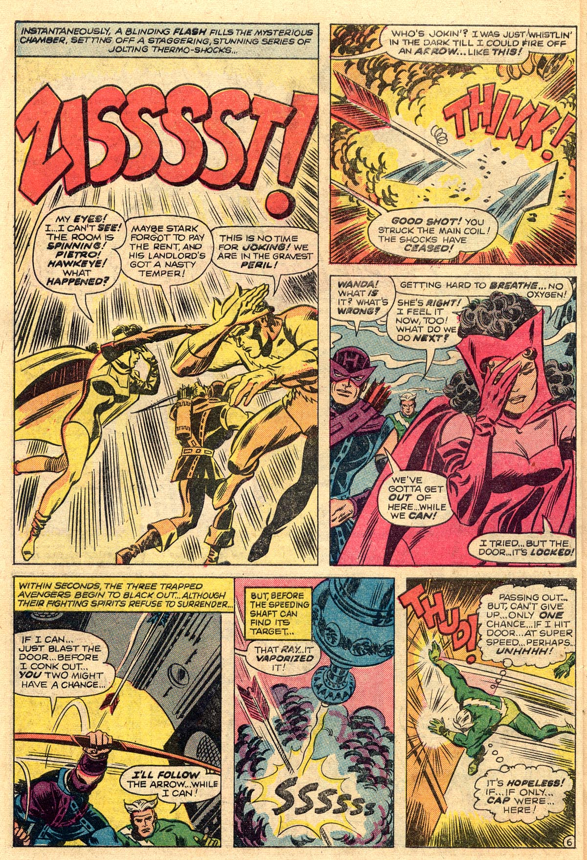 The Avengers (1963) 23 Page 9