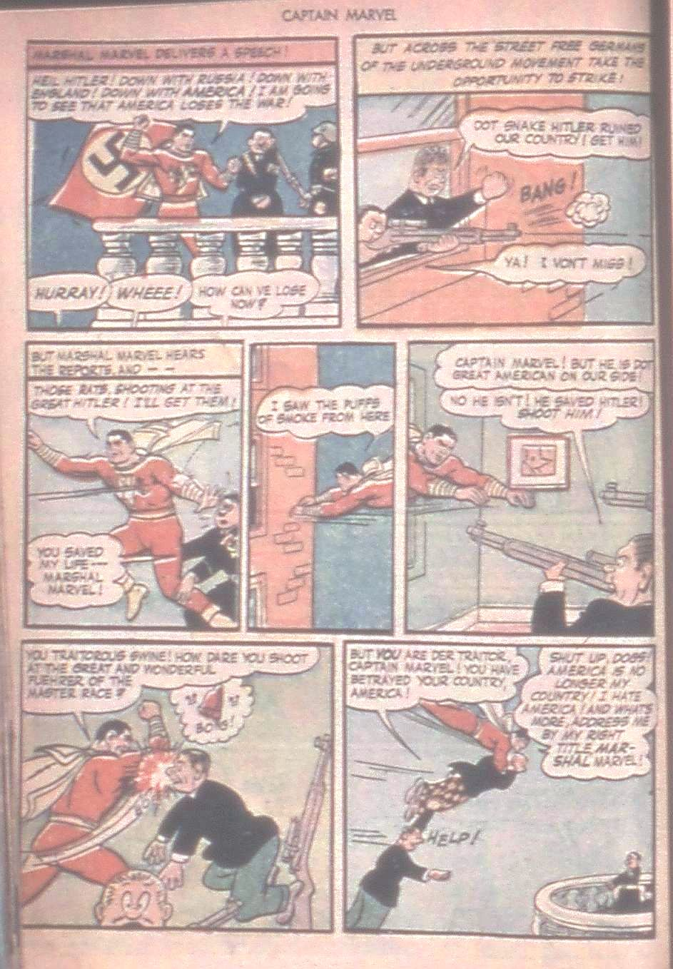 Captain Marvel Adventures issue 42 - Page 24