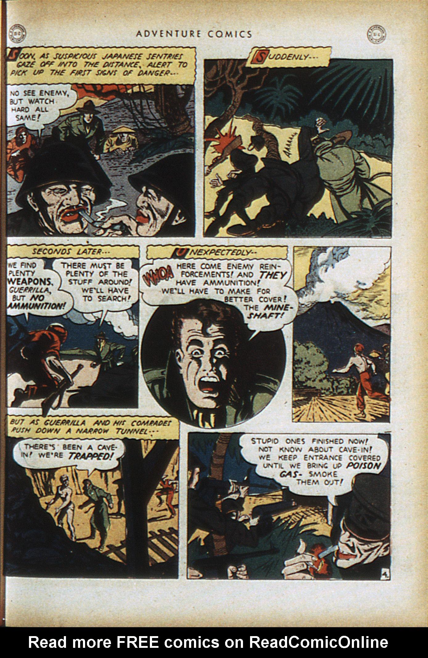 Read online Adventure Comics (1938) comic -  Issue #96 - 46