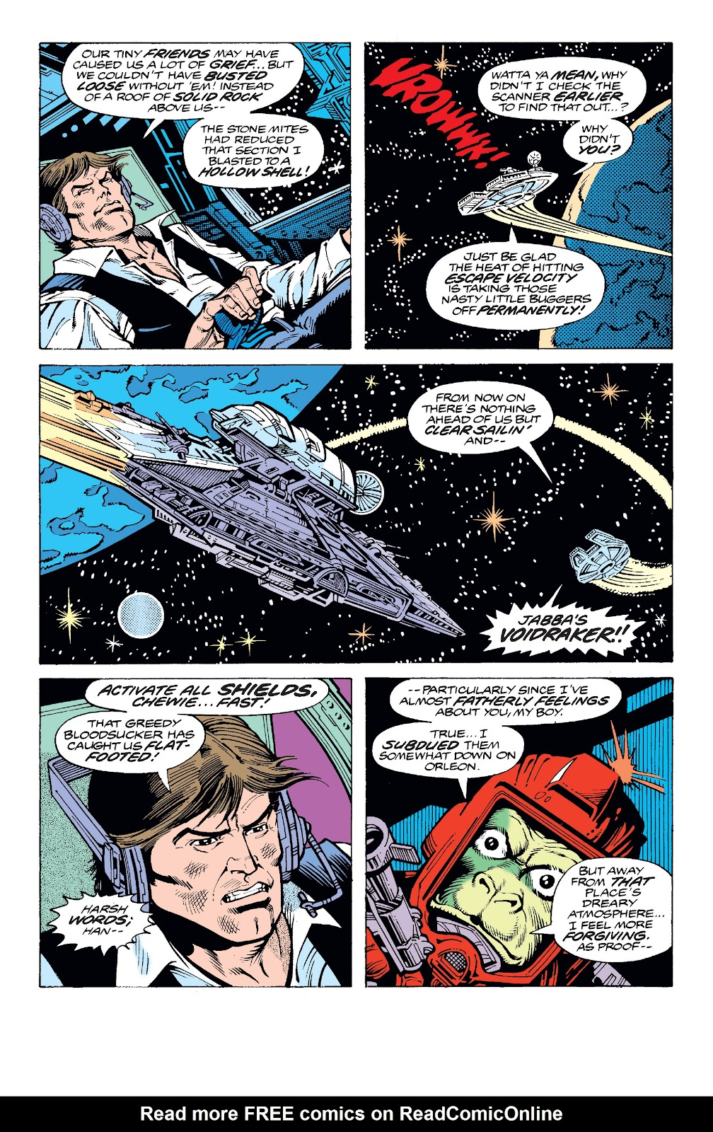 Read online Star Wars Legends: The Original Marvel Years - Epic Collection comic -  Issue # TPB 2 (Part 1) - 93