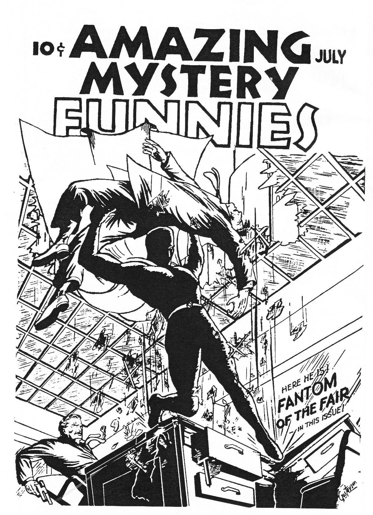 Read online Men of Mystery Comics comic -  Issue #83 - 4