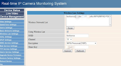 Start up guide for new wireless IP camera users - Gadget Victims