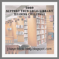 The 2009 Support Your Local Library Challenge
