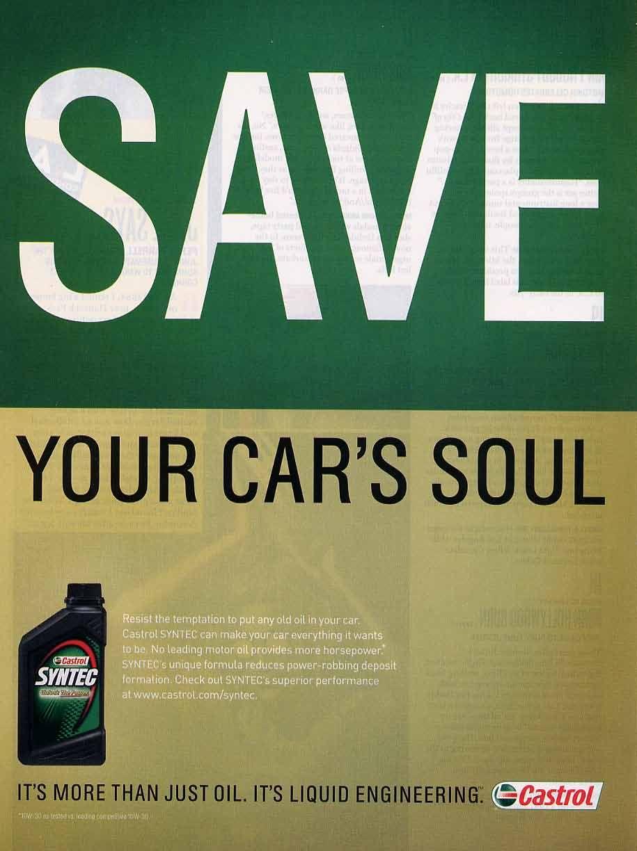 Motor Oils slogans, punchlines, Engine oil taglines ...