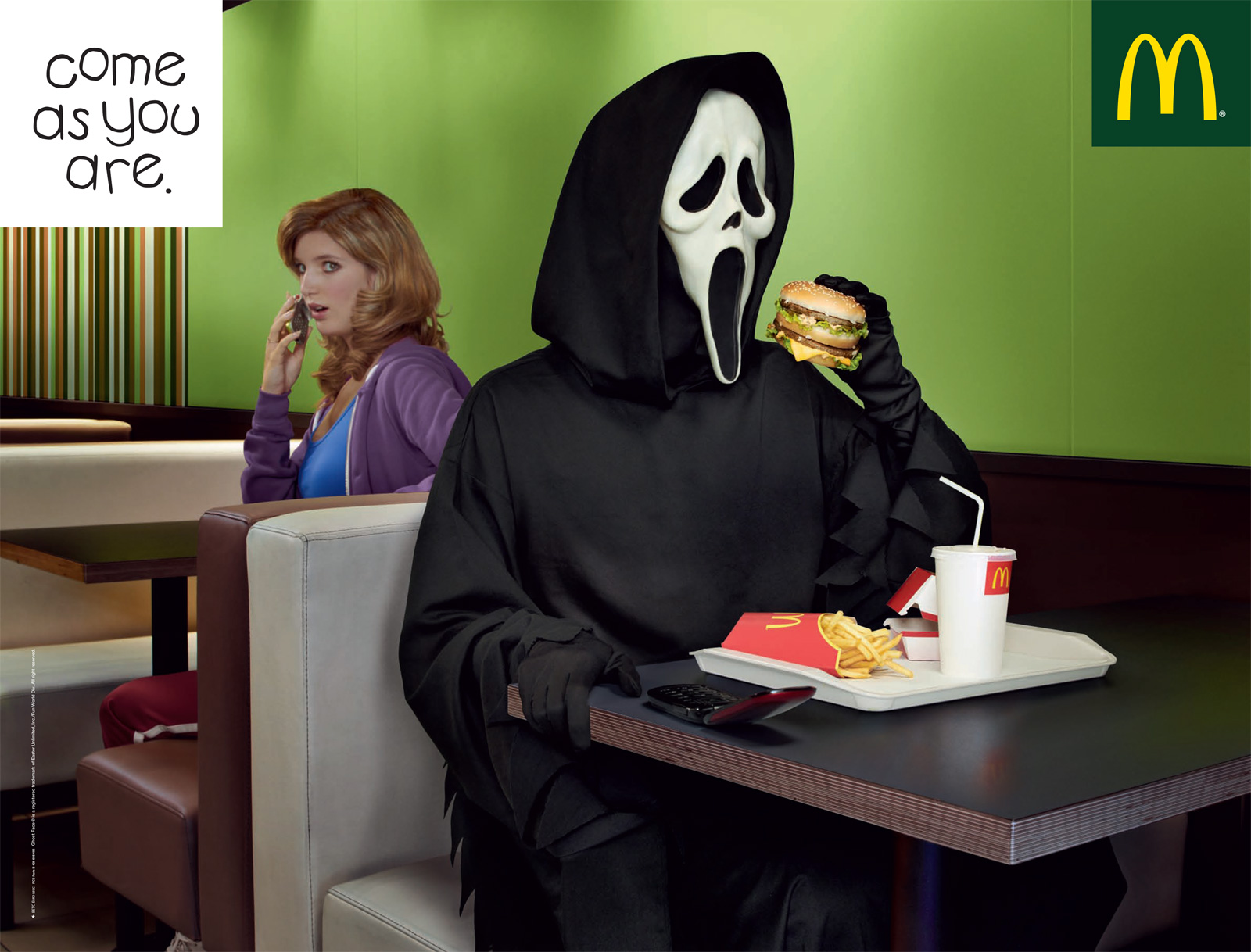 Halloween Creative Ads.Halloween Advertising 27 Creative Tv Commercials And Print