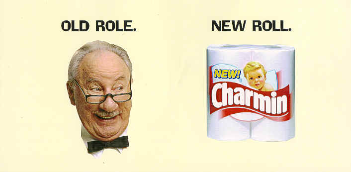 Charmin advertising: Print ads and tv commercials (Sector