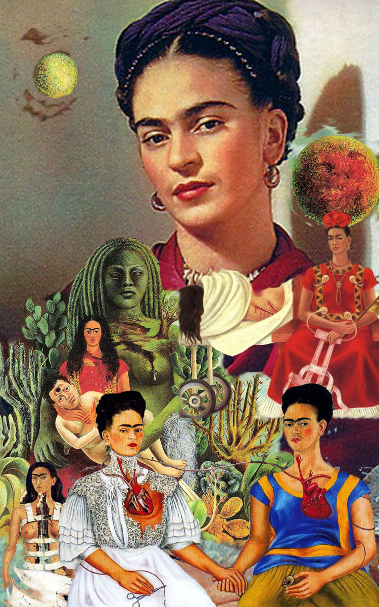 Frida Kahlo on Pinterest | Diego Rivera, Frida Khalo and ...