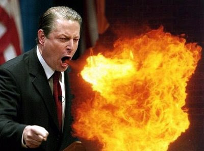 Al Gore the White Hole