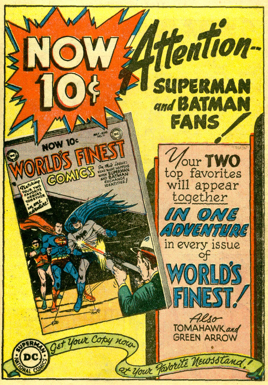 Read online All-Star Western (1951) comic -  Issue #78 - 17
