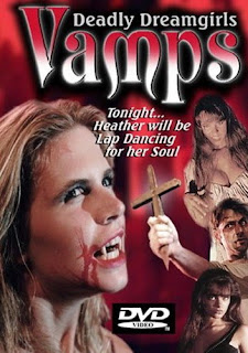 original cover, film now available as an extra on Vamps 2