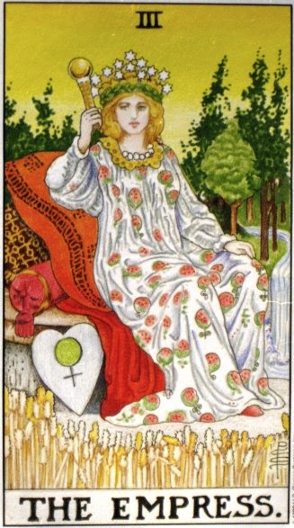 Oracles And Archetypes: The Empress: The 'Mother' In Us All