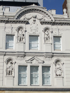 Northumberland Street Statues