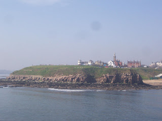 Taken from Tynemouth Pier