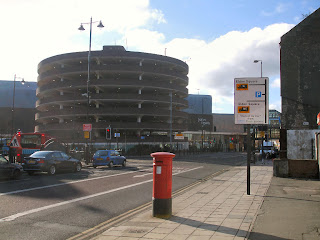 Percy Street Car Park