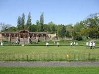 Bowls in Heaton Park