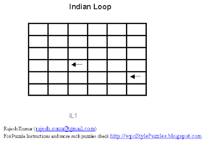 Logic Puzzle: Arrow Loop