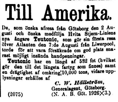 svenska språkets historia uppsats