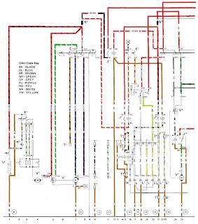 color wiring diagrams ac unit diagram volt914 electric porsche 914 1975