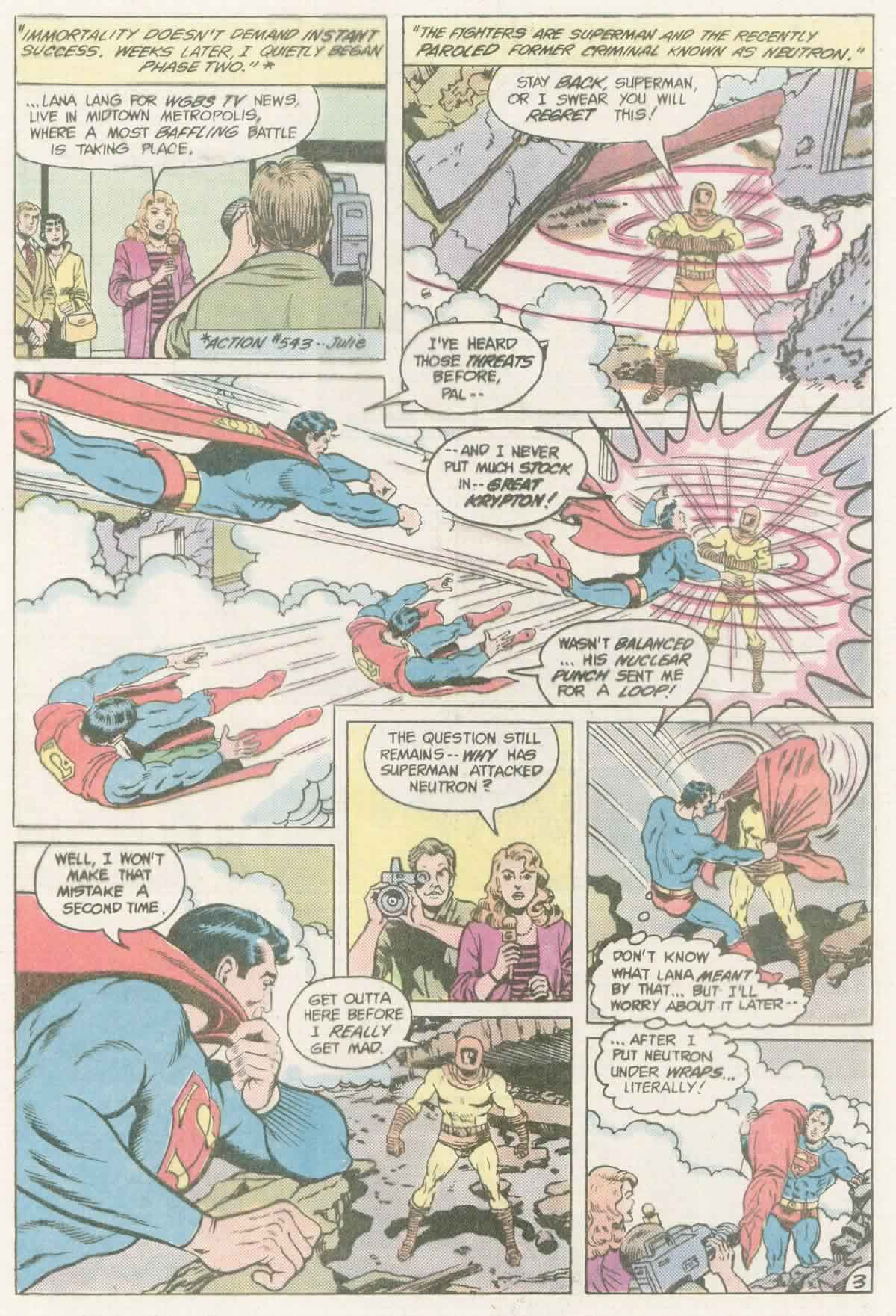 Action Comics (1938) 556 Page 3