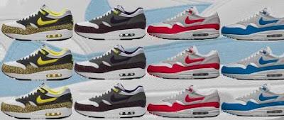 La estadounidense Nike nuevamente hace un viaje al pasado y tomándolo como  inspiración presenta su nueva colección de calzado. 86a38b86b2f40