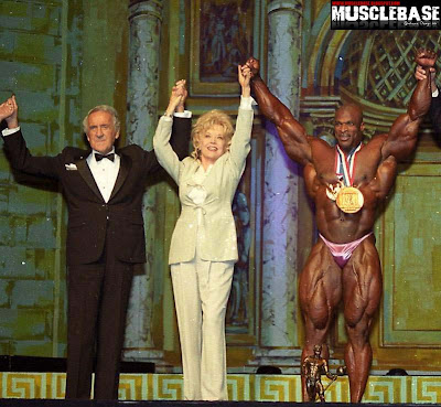 Mr Olympia Contest 1999 Finals Wins Ronnie Coleman ...