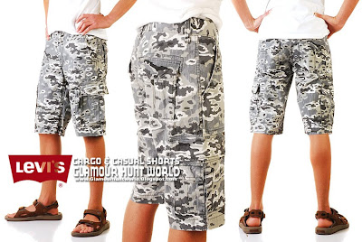 0f5c88f2 Hot New Fashion Trends: Levis Cargo & Casual Shorts 2010 | Cargo Shorts For  Mens | Jeans Style Shorts