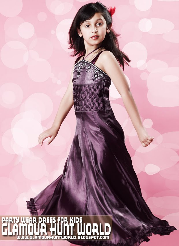 Female Kids Dresses Collection 2010-11   Party Wear Fancy Dresses ...