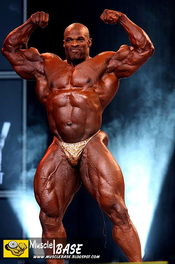Ronnie Coleman | 8th Time Mr Olympia Winner Ronnie Coleman