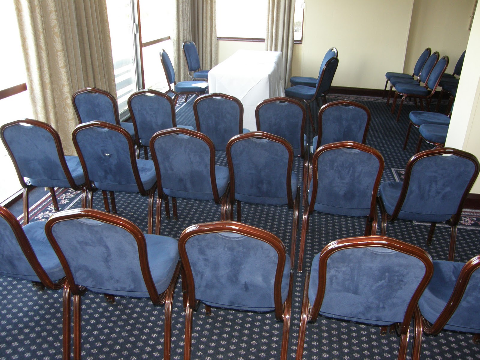 Wedding Chair Covers Devon Patio Cushions Lowes All Angles And Venue Dressing Park Hotel