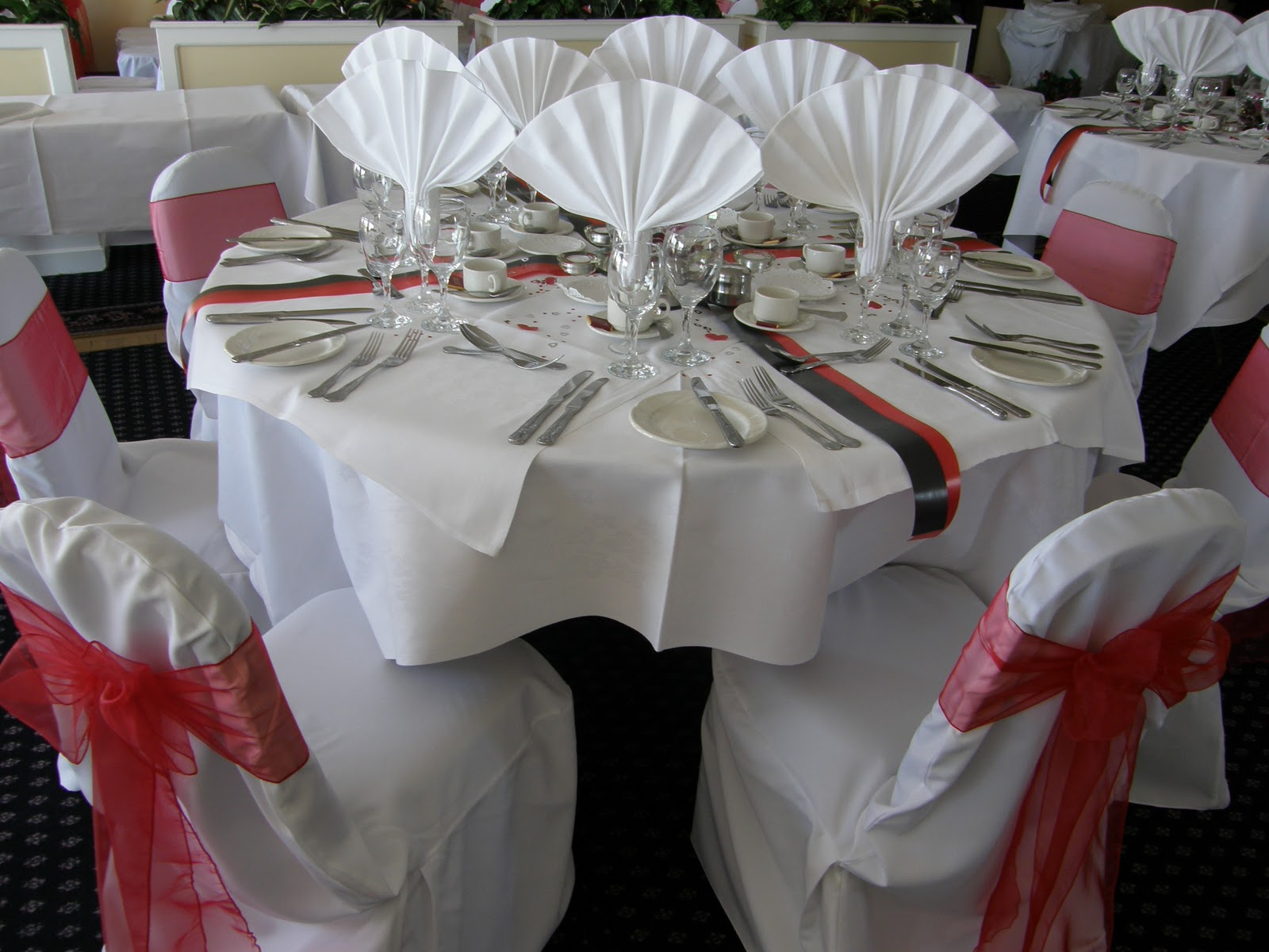 Wedding Chair Covers Devon Red Outdoor Cushions All Angles And Venue Dressing Park Hotel