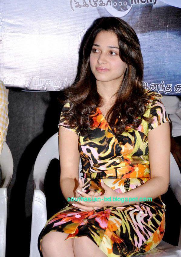 Most Cute Wallpaper Sexy Girl Bikini New Tamanna Bhatia 2010 New Unseen